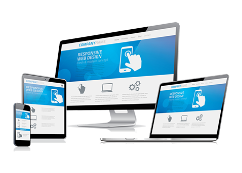 responsive web design sassari
