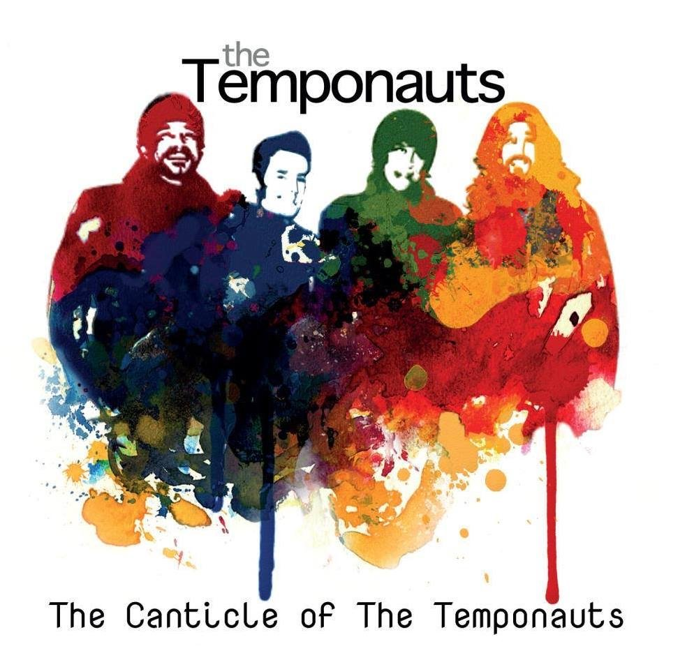 The temponauts cd cover